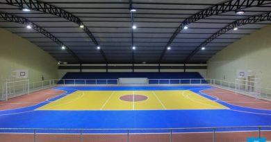 Ginásio Municipal do Povoado Quixaba é inaugurado pelo prefeito David Cavalcanti em Glória, BA