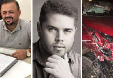 Glória/BA: Após acidente Cícero da granja Moraes emite comunicado tranquilizando amigos
